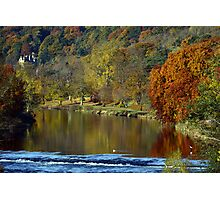 Tranquil Tweed Photographic Print