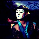 Geisha Girl #2 by Den McKervey