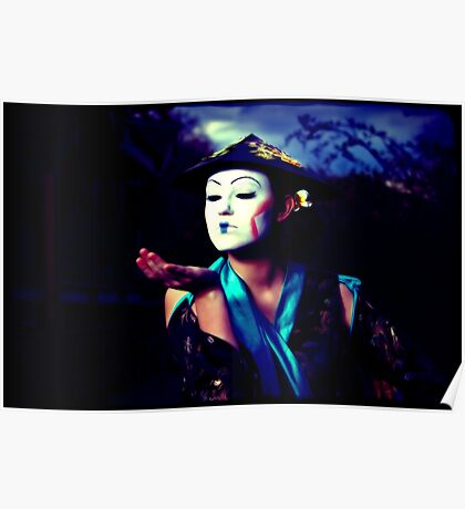 Geisha Girl #2 Poster