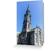Tron Kirk Greeting Card