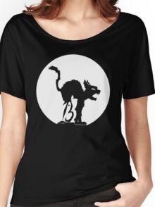 Lucky No 13 Cat Women's Relaxed Fit T-Shirt