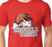 Knuckle Under Unisex T-Shirt