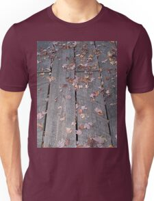 Weathered Boardwalk Hiking Trail Unisex T-Shirt