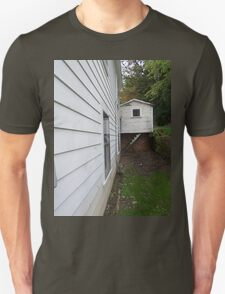 Side View of an Old Coal Camp House T-Shirt