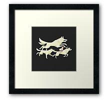 Princess Mononoke Framed Print