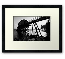 Tenby Lifeboat Station Framed Print