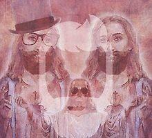 Because Jesus.. by Bearded Wonder Kid by Edwin Culling