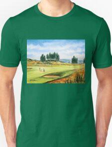 Gleneagles Golf Course Scotland Unisex T-Shirt