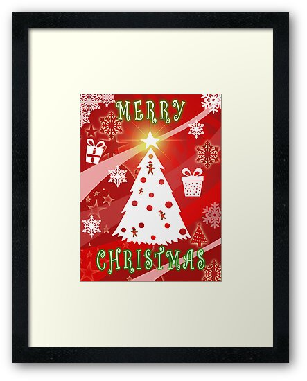 Merry Christmas from Gingerbread Graphics by Gingerbread Graphics