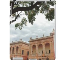 The historic centro de Cuitadella iPad Case/Skin