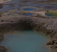 Geyser Basin Bath by Rob Atkinson