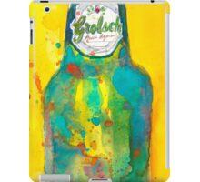 Grolsch Premium Lager Beer  iPad Case/Skin