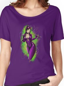Catwoman Women's Relaxed Fit T-Shirt