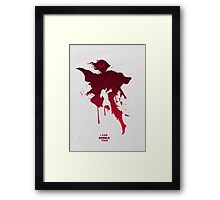 Witch - The Hero Collection Framed Print