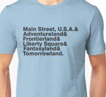 The Kingdom's Lands Unisex T-Shirt