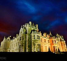 Thoresby Hall by amieanderson
