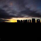 Stonehenge by amieanderson