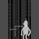 Bender Barcode Binary (iPhone) by Adam Angold