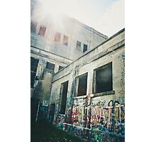 graffiti. Photographic Print