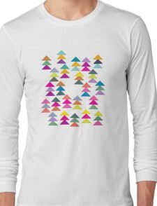 Lost in a Forest Long Sleeve T-Shirt