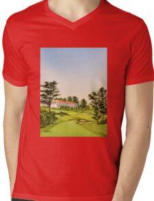 The Olympic Club 18Th Hole Mens V-Neck T-Shirt