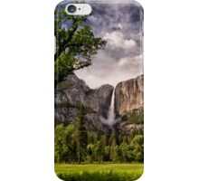 Yosemite Falls iPhone Case/Skin