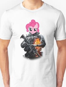 Pinkie Pie War Pony T-Shirt