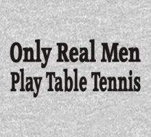 Table Tennis Kids Tee