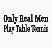Table Tennis Baby Tee