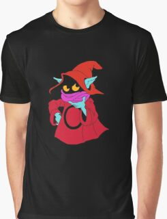 Orko Thought Big Graphic T-Shirt
