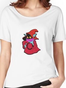 Orko Thought Big Women's Relaxed Fit T-Shirt