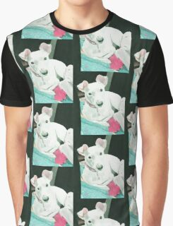 Sully the Jack Russell Terrier Graphic T-Shirt