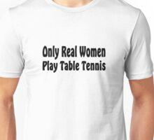 Table tennis Unisex T-Shirt