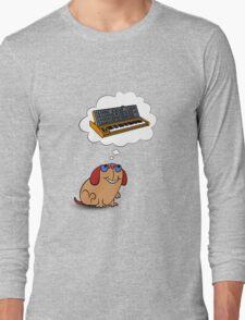 The Moog thinks of Moog Long Sleeve T-Shirt