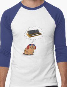 The Moog thinks of Moog Men's Baseball ¾ T-Shirt
