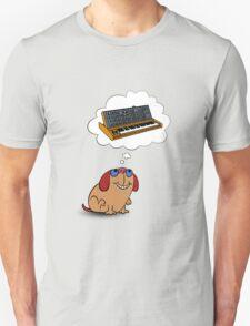 The Moog thinks of Moog T-Shirt
