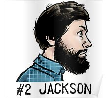 #2 Jackson Poster