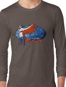 Gatchaman Ken The Eagle Long Sleeve T-Shirt
