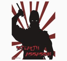 Stealth Assassin by Junior Mclean