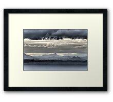 Mount Warning - Byron Bay Framed Print