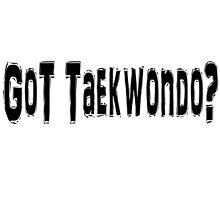Taekwondo by greatshirts