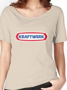 KraftWerk Women's Relaxed Fit T-Shirt