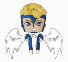 Chibi Archangel Kids Clothes