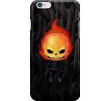 Chibi Ghost Rider iPhone Case/Skin