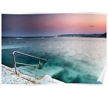 Merewether Steps Poster