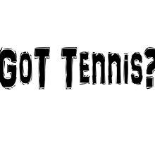 Tennis by greatshirts