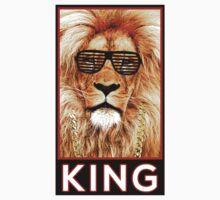 Cool King of the Jungle One Piece - Short Sleeve