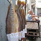 Hong Kong Market Life 03 by Nupur Nag