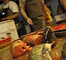 Hong Kong Market Life 04 by Nupur Nag