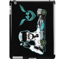 Lewis Hamilton, 2015 Formula 1 F1 drivers World Champion (B) iPad Case/Skin